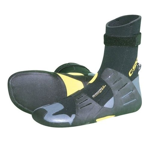 C-Skins Session Boot 6Mm Round Toe Boot