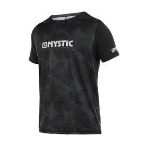 Mystic Mystic Majestic S/S Rashvest Loosefit black