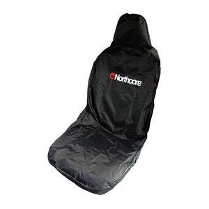 North Core Single Waterproof Car Seat Cover Black