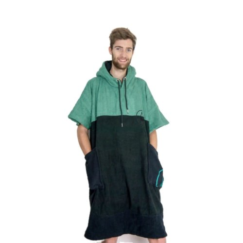 Wave Hawaii Cotton beachponcho