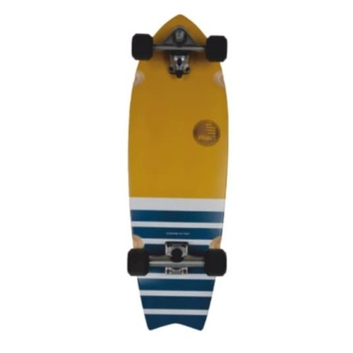 "Slide Surf Skateboards Fish 32"" Marrajo"