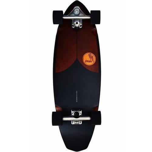 "Slide Surf Skateboards Diamond 32"" Single"