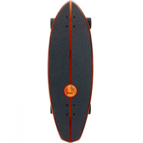 "Slide Surf Skateboards Diamond 32"" Koa"