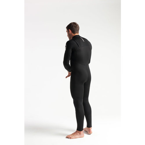 C-Skins C-Skins Session 5:4:3 Mens GBS Chest Zip Steamer