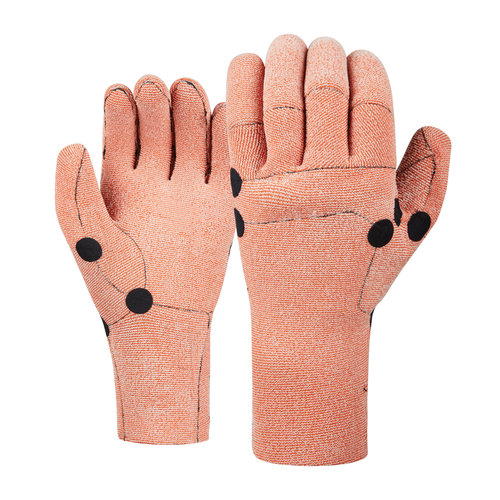 Mystic Marshall Glove 3mm 5 Finger Precurved