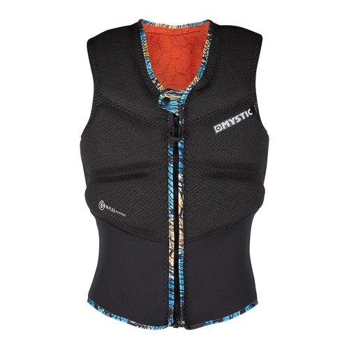 Mystic Gem Impact Vest Fzip Kite Women