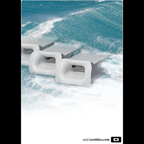 Core CORE Sensor 3 Bar Inserts, white