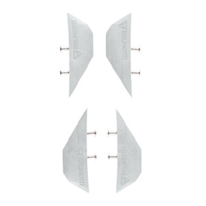 Brunotti Splitter 2 twintip fins (4 st.)
