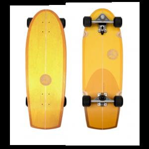 """Slide Surf Skateboards Sunset 30"""" quad"""