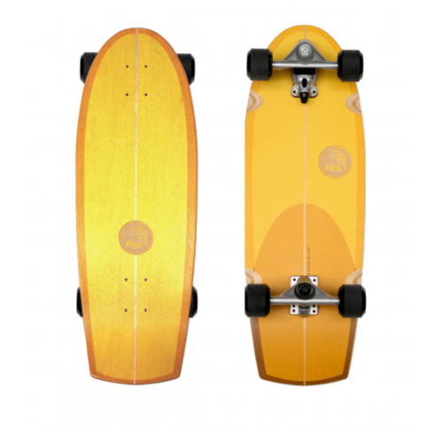 "Slide Surf Skateboards Sunset 30"" quad"
