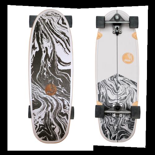 """Slide Surf Skateboards Gussie 31"""" stingray"""