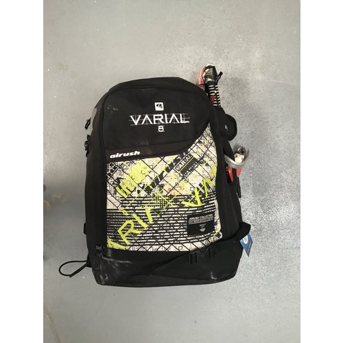 Airush Airush Varial 8m2 incl. bar 2010