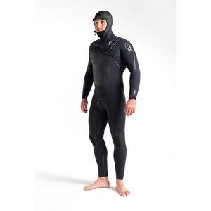 C-Skins C-Skins Wired 5:4 Mens LQS Hooded Steamer