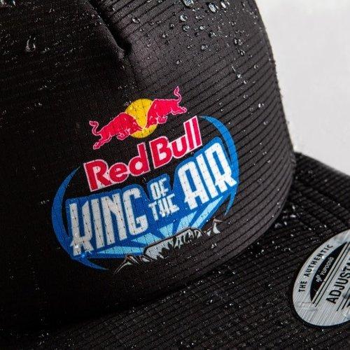 Mystic Red Bull Quickdry cap Black