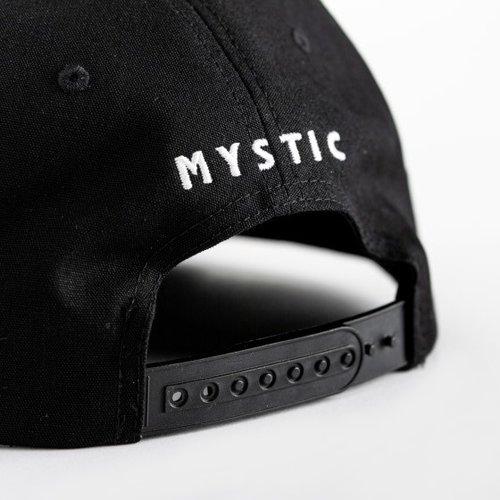 Mystic Red Bull Shipstern Cap Black