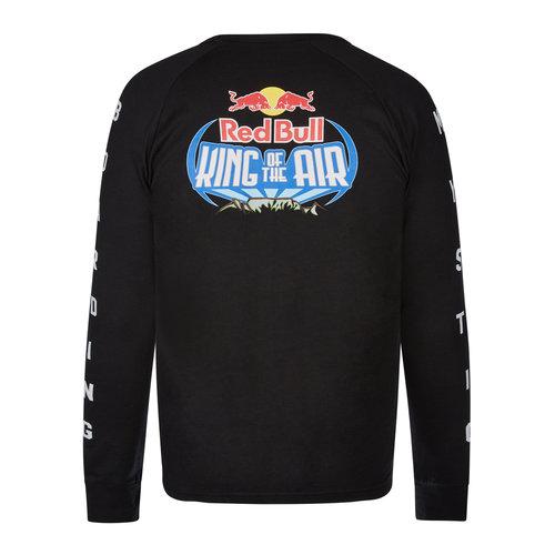 Mystic Red Bull Kota Tee LS Black