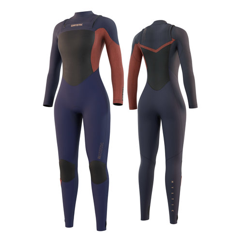 Mystic Diva Fullsuit 5/3mm Double Fzip Women