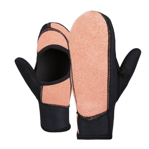Mystic Star Glove 3mm Open Palm