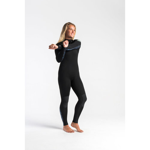 C-Skins Solace 4:3 Womens GBS Chest Zip Steamer