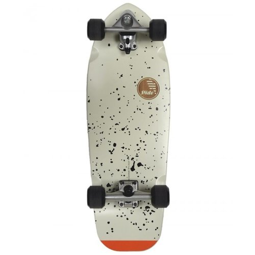 """Slide Surf Skateboards joyful splatter 30"""""""