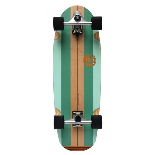 "Slide Surf Skateboards gussie avalanche 31"""