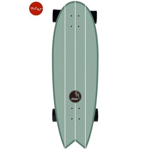 "Slide Surf Skateboards swallow saladita 33"""
