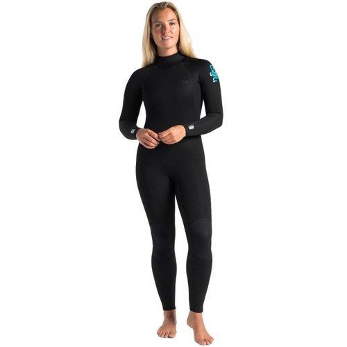 C-Skins C-Skins Surflite 5:4:3 Womens GBS Back Zip Steamer