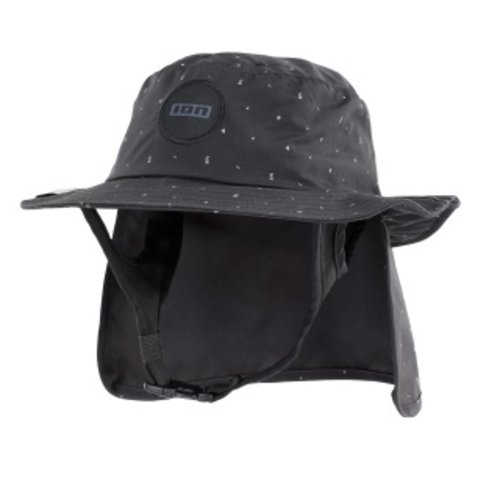 ION Beach Hat Black S/M