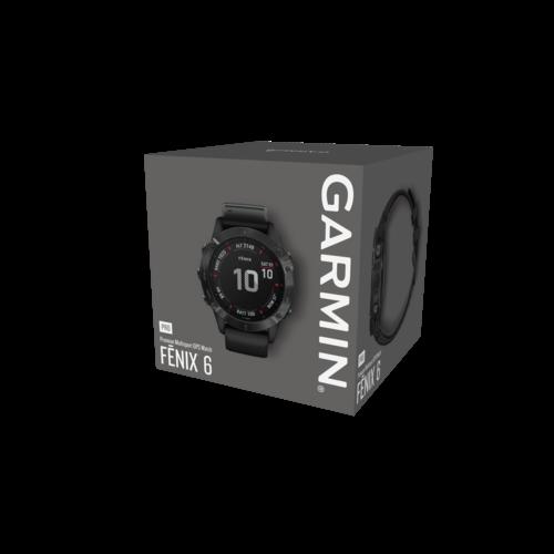 Garmin Fenix 6 Pro Black