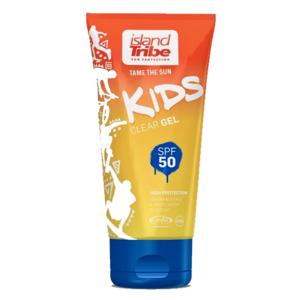 Island Tribe Kids SPF 50 clear gel