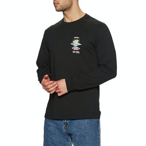 Rip Curl SEARCH ESSENTIAL L/S TEE