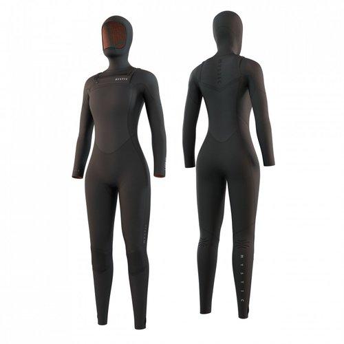 Mystic Gem Hooded Fullsuit 6/4/3mm DFzip Women
