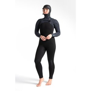 C-Skins ReWired 6:5 Womens GBS Hooded Steamer
