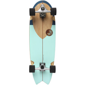 Slide Surf Skateboards swallow nose rider