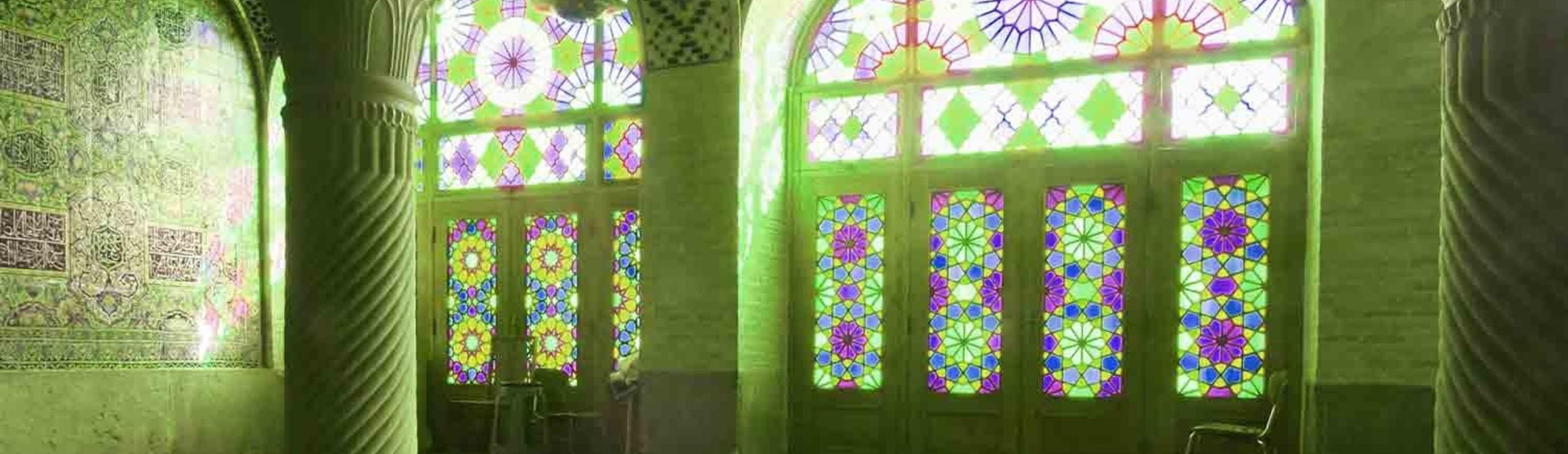 Catholic priests visiting Turk mosque.