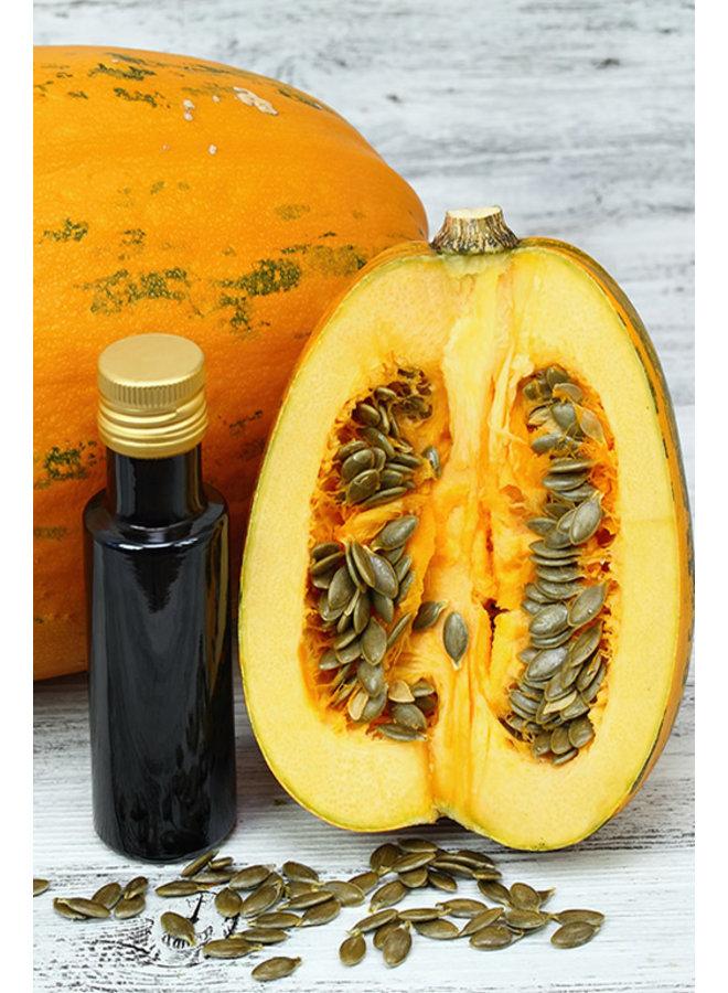 Organic extra virgin pumpkinseeds-oil;