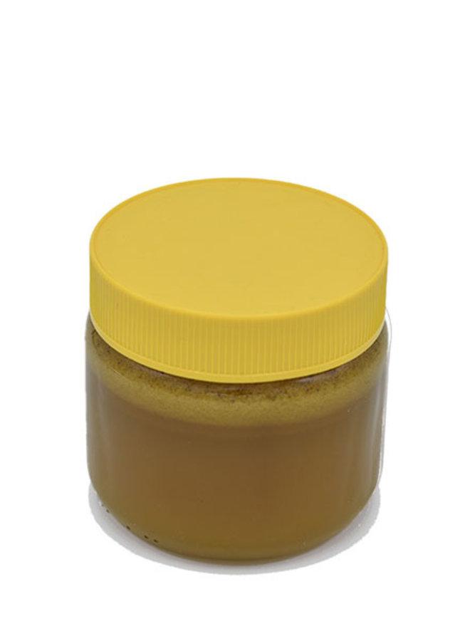 Honey, pollen and propolis artisanal preparation