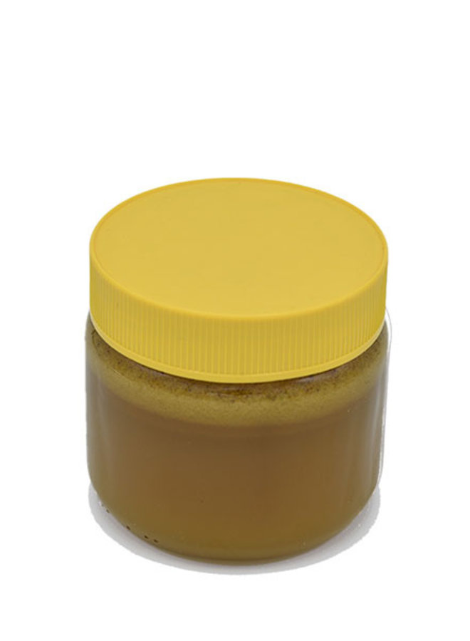 Preparação artesanal de mel, pólen e própolis