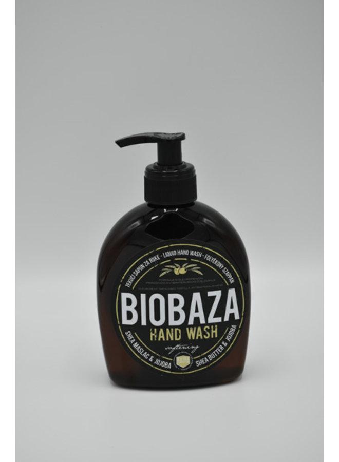 Hand wash softening 97% natural origin 300 ml