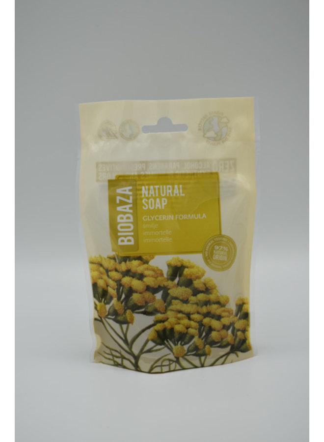 BIOBAZA NATURAL SOAP IMORTELLE, 90 g