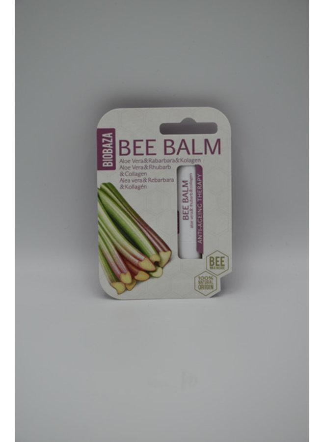Bee balm aloe vera & rhubarb + collagen 4.5 g
