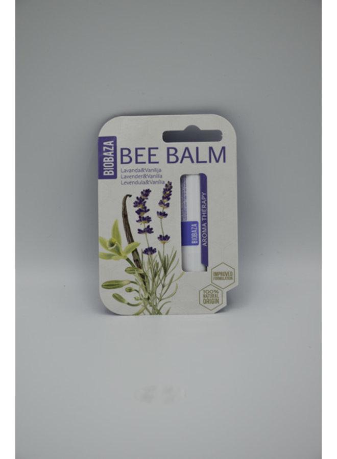 BIOBAZA BEE BALM  LAVENDER & VANILLA, 4.5 g