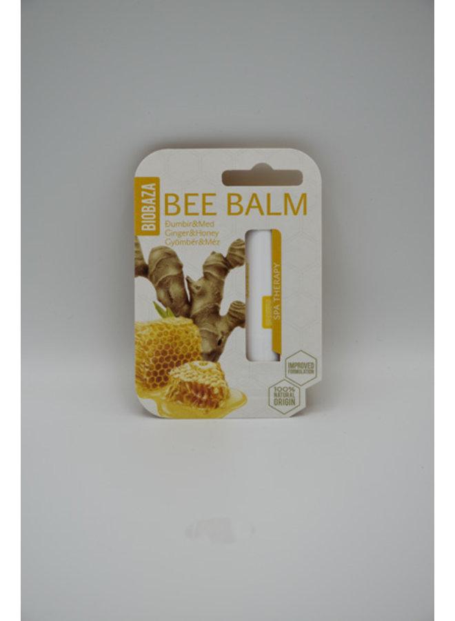 BIOBAZA BEE BALM  GINGER & HONEY, 4.5 g