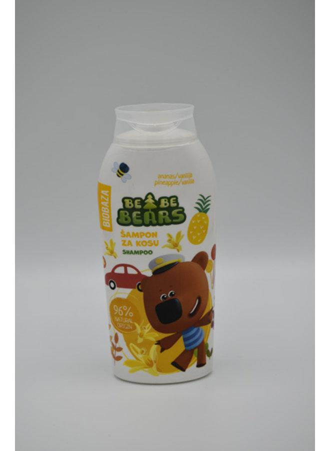 Bebe bears hair shampoo, 250 ml