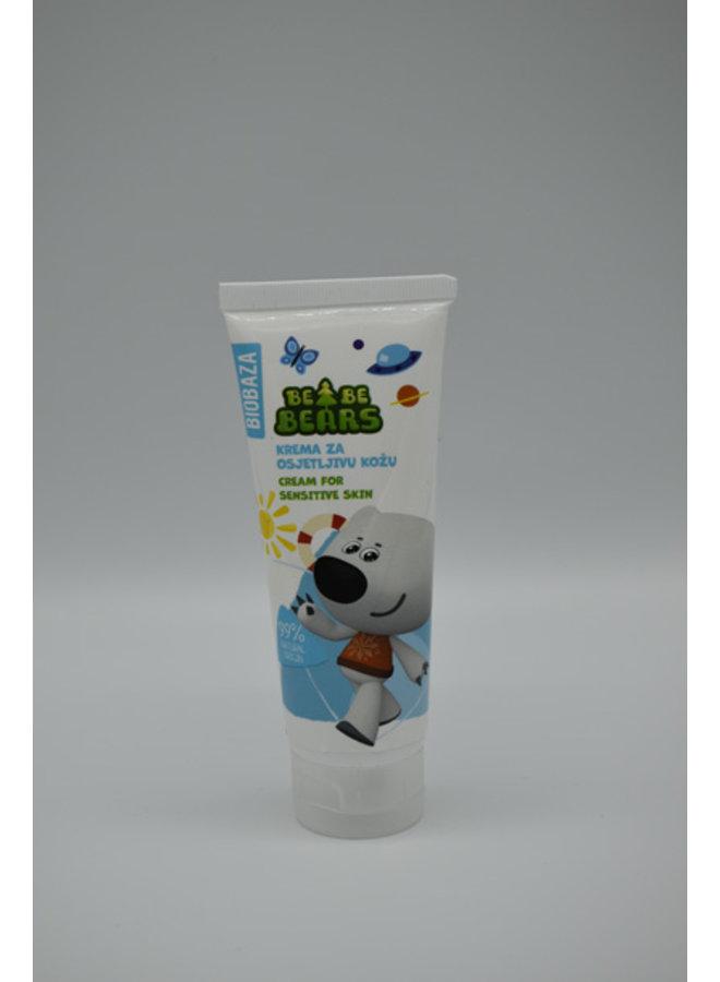 BeBe bears cream for sensitive skin, 100ml
