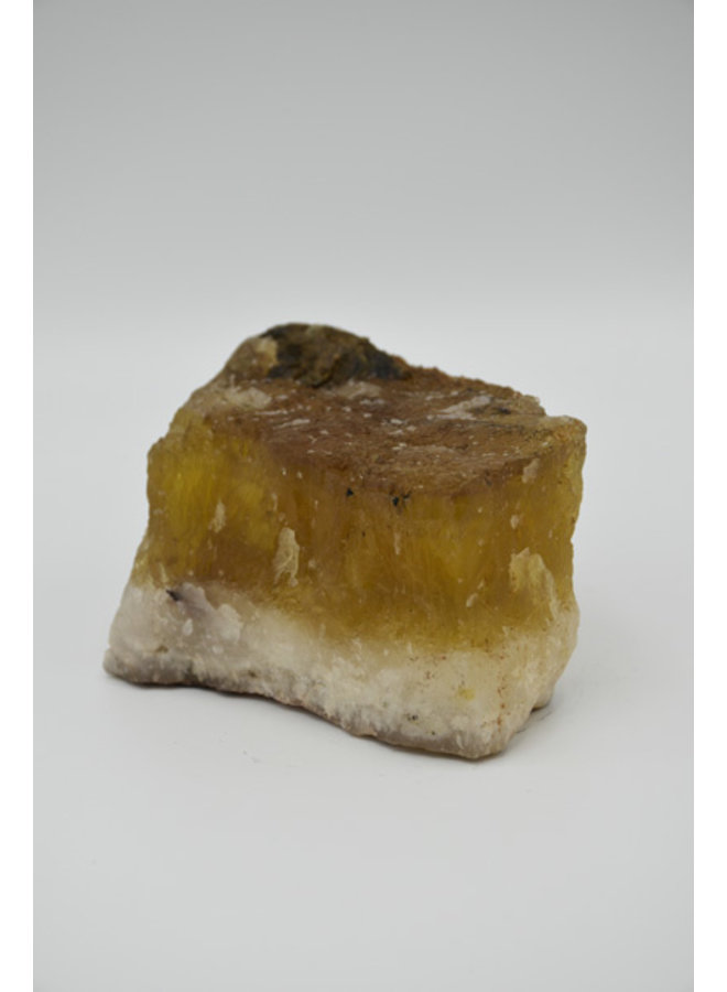Yellow or golden Fluorite from Namibia