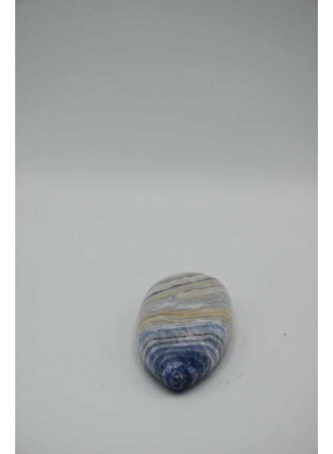 Lapic Lace Onyx from Turkey (Blue Scheelite)