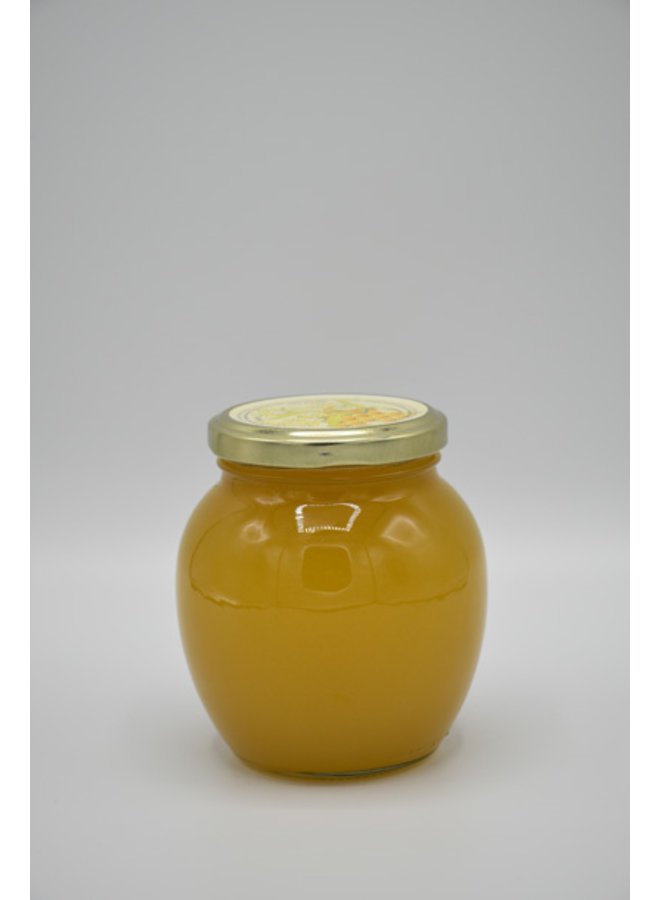 Artisanal linden tree honey