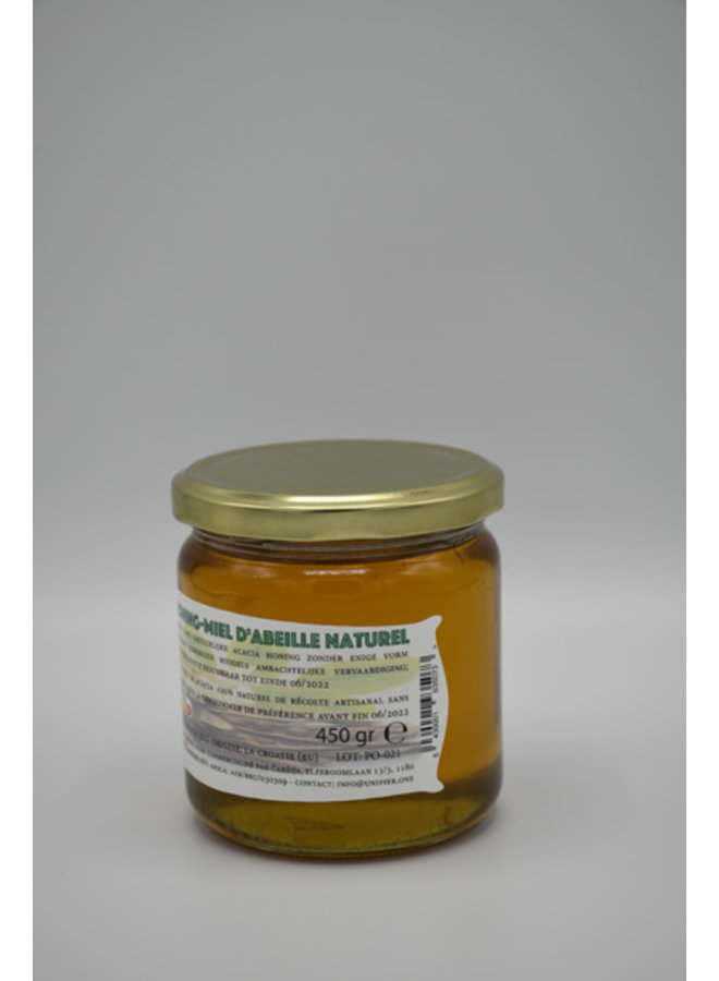 Natuurlijke Acacia honing - Premium