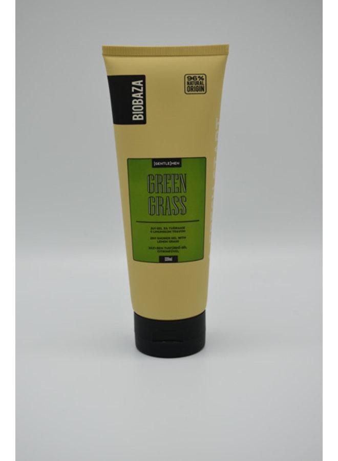 Men 2 in 1 shower gel Green Grass, 220 ml